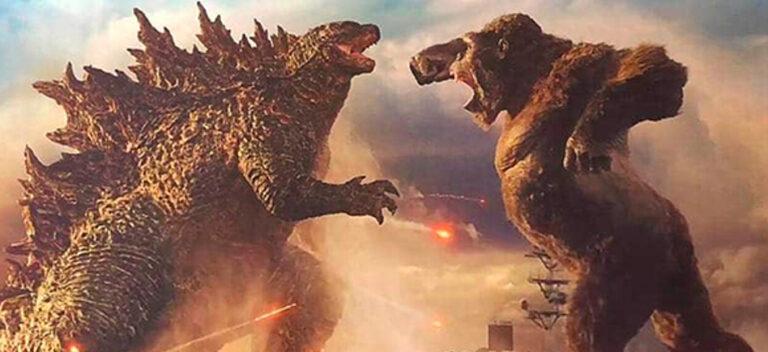 Godzilla Vs Kong: anticipata l'uscita del film su HBO Max e al cinema