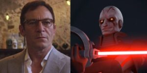 Star Wars: Jason Isaacs disposto a tornare come Grande Inquisitore in live-action