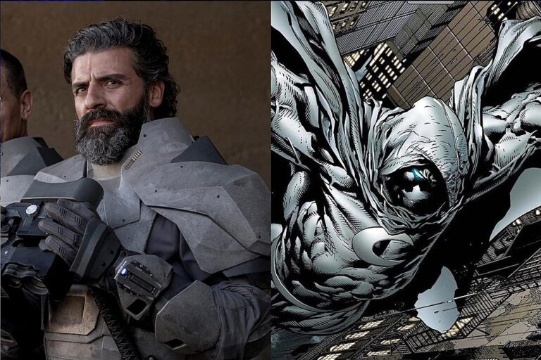 Moon Knight: Oscar Isaac ufficialmente confermato nel ruolo