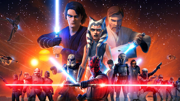 Star Wars: The Clone Wars – gli episodi in ordine cronologico
