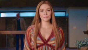 WandaVision: Elizabeth Olsen commenta il finale del terzo episodio