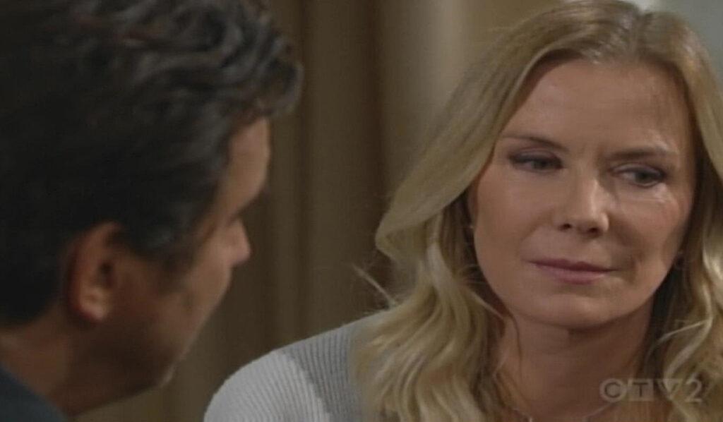 Brooke scopre di Shauna e Ridge