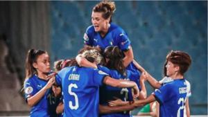 Calcio femminile, Italia-Israele su Rai due