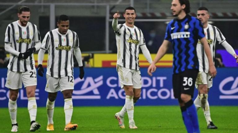 Coppa Italia con Juve-Inter e Napoli-Atalanta su Rai Uno