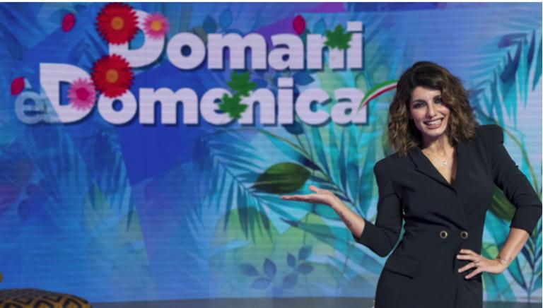 """""""Domani è domenica!"""", Samanta Togni al timone del nuovo rotocalco di Rai due"""