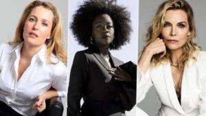 First Lady: Gillian Anderson si unisce al cast stellare della  serie antologica di Showtime