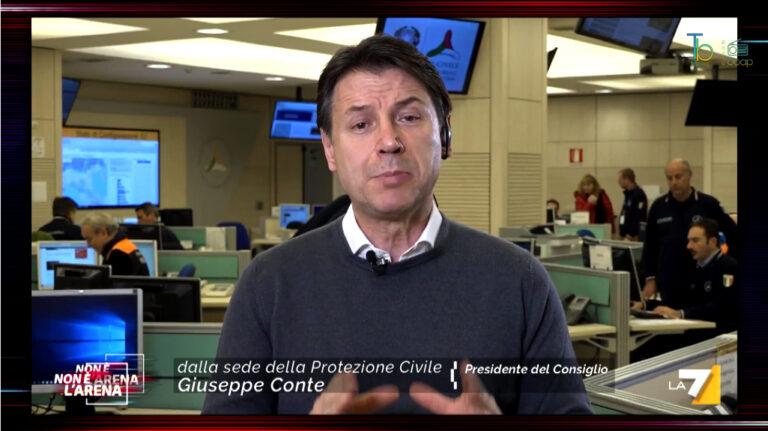 Caso Benotti, caos vaccinazioni in Calabria a Non é l'Arena su La7