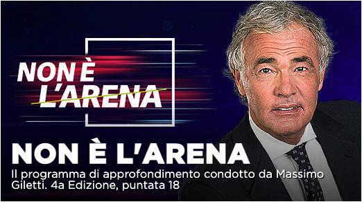 Caso Genovese, intervista a Luca Palamara a Non é l'Arena su La7