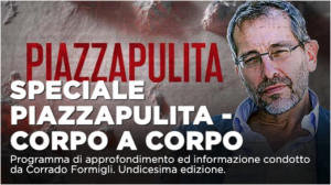 Domenica La7 Speciale Piazzapulita: un anno di pandemia e la seconda ondata