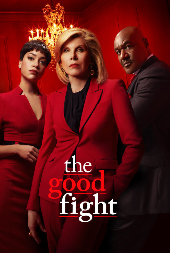 The good fight 4 poster