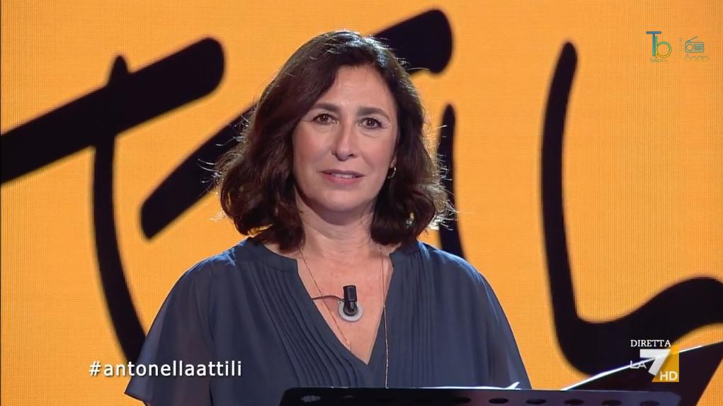 Antonella Attili Propaganda Live La7