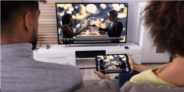 Connected tv advertising