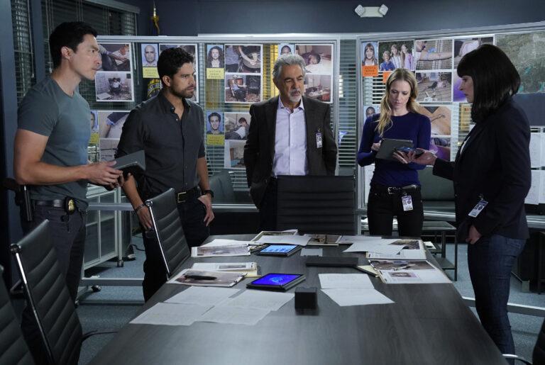 Criminal Minds, le stagioni finali arrivano su Rai 4