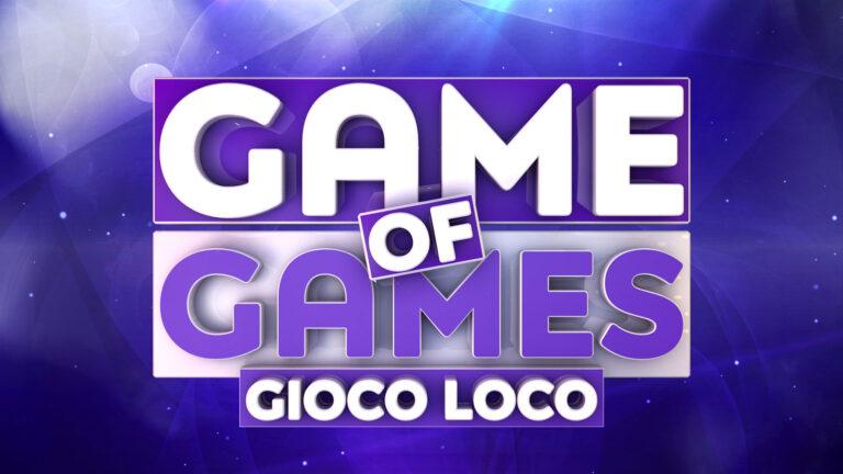Game of games – Gioco Loco: il ritorno di Simona Ventura nella prima serata di Rai due: il saluto di Ellen De Generes