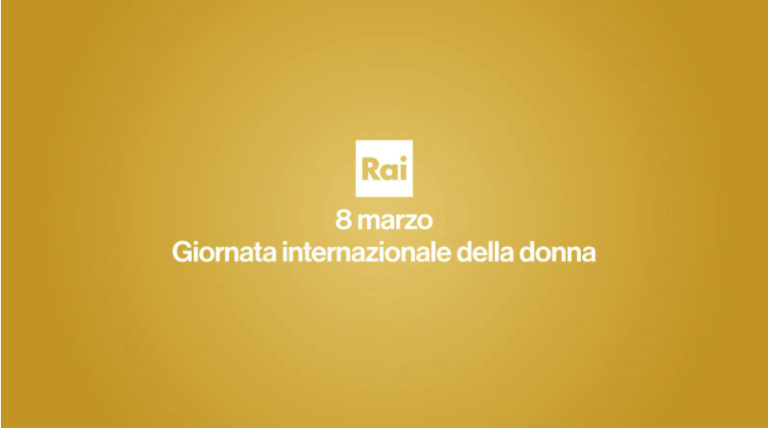 Giornata Internazionale della donna, la speciale programmazione Rai