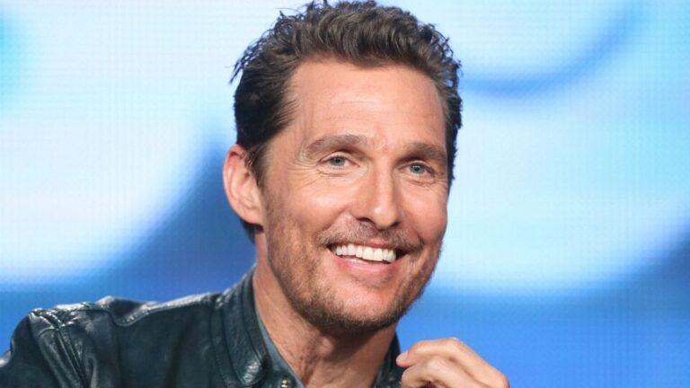 Matthew McConaughey sarà il protagonista di una nuova serie HBO