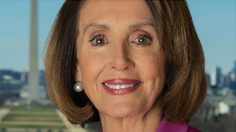 Nancy Pelosi super ospite a Che tempo che fa su Rai tre
