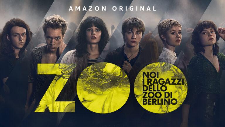 Noi, i ragazzi dello zoo di Berlino, in arrivo la serie Amazon Originals tratta dall'omonimo romanzo
