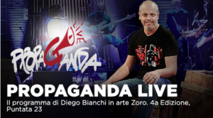 Filippo Ceccarelli, Antonella Attili tra gli ospiti di Propaganda Live su La7