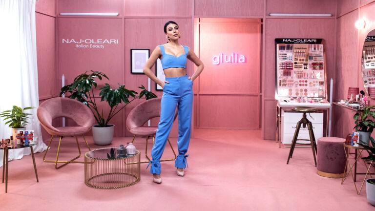 Salotto Salemi, Giulia Salemi sbarca su Mediaset Play