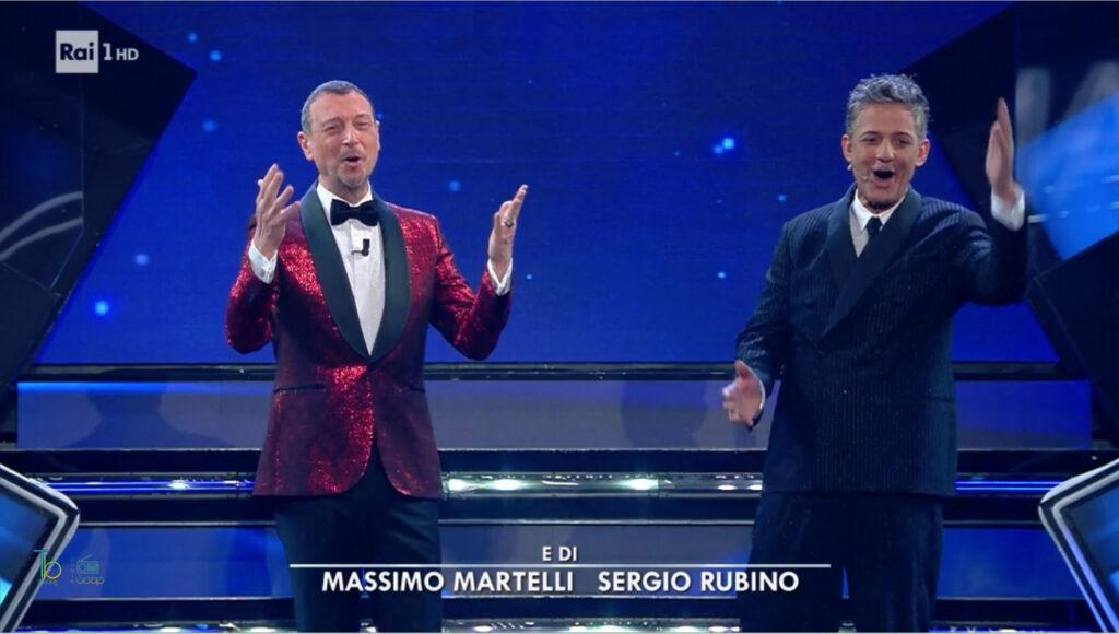 Sanremo 2021 terza serata Ascolti tv Rai Uno