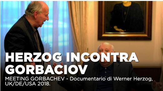 Speciale Tagadoc 90 anni di Gorbaciov La7