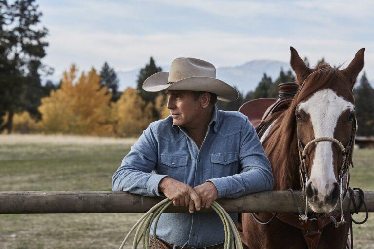 Yellowstone, la prima stagione della serie con Kevin Costner in chiaro su Paramount Network