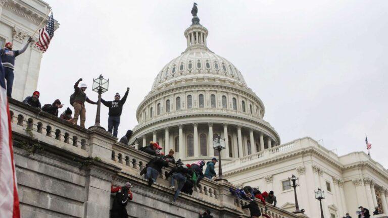 L'assalto al Congresso di Washington diventerà una serie TV per Showtime