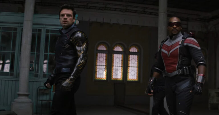 The Falcon and The Winter Soldier: l'epico trailer finale della serie Disney+