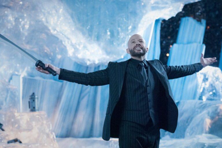 Supergirl: il ritorno di Lex Luthor nelle prime foto della sesta stagione
