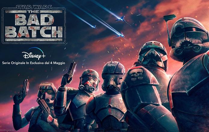 Nuovo trailer ufficiale per Star Wars: The Bad Batch