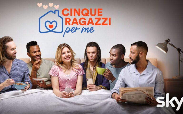 5 ragazzi per me, arriva il primo dating show targato Sky Uno da un format inglese