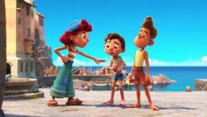 Luca: dal 18 giugno in esclusiva Disney+, trailer e poster