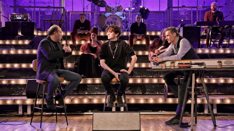 Fuori tema, Ale e Franz nella seconda serata di Rai due