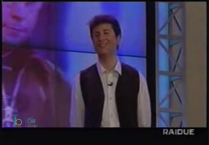 Anima mia, lo show nostalgico di Rai due di Fazio e Baglioni in onda nel 1997 su Rai due