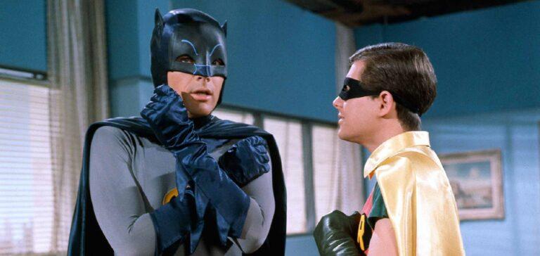 Batman, su Rai 4 arriva la storica serie cult degli anni 60