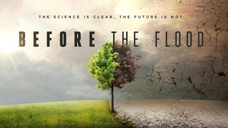 Licia Colò presenta il documentario Before The Flood – Punto di non ritorno su La7