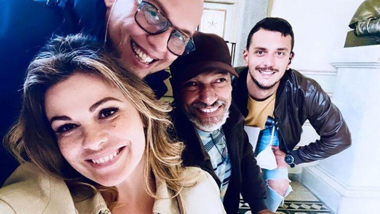 Fosca Innocenti con Vanessa Incontrada e altre due produzioni in arrivo su Canale 5
