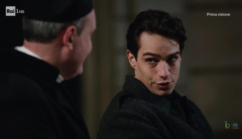 I sensi di colpa del giovane prete