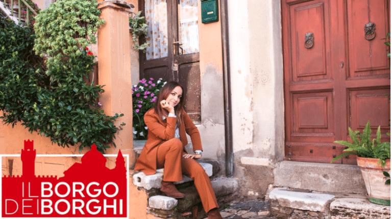 """""""Il Borgo dei Borghi"""", torna la sfida delle bellezze d'Italia con Camila Raznovich"""