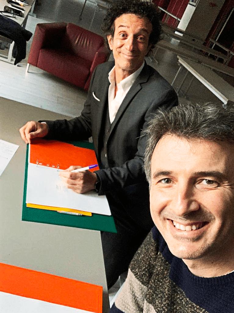 Incastrati, Ficarra e Picone arrivano su Netflix con la serie