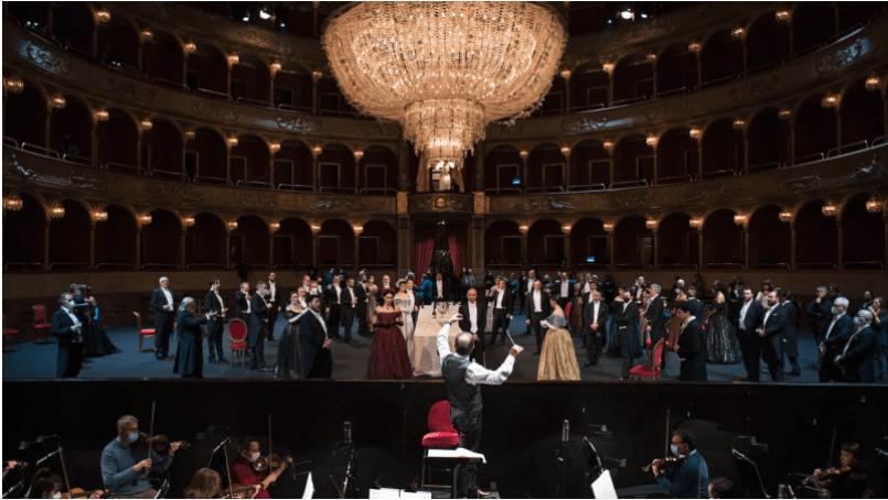 La Traviata Rai tre