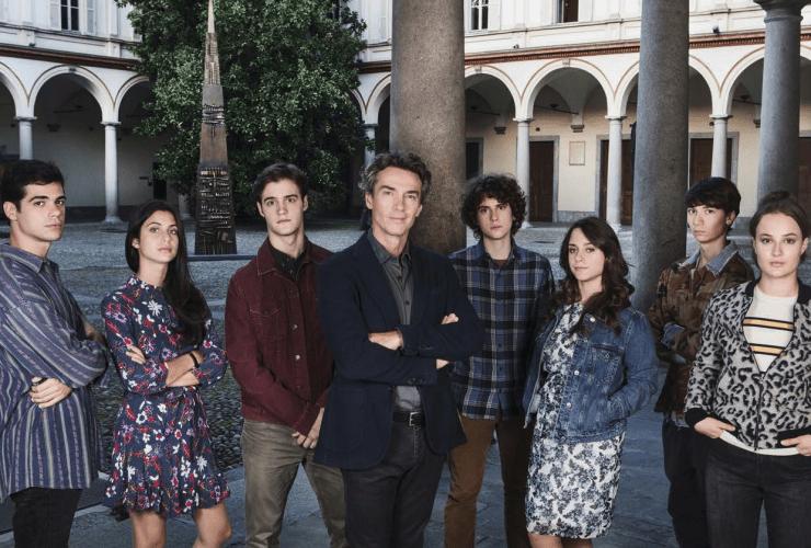 """""""La Compagnia del Cigno 2"""", si riaprono le porte del COnservatorio Verdi di Milano su Rai Uno"""