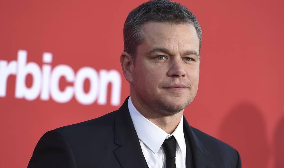 Matt Damon e il gioco