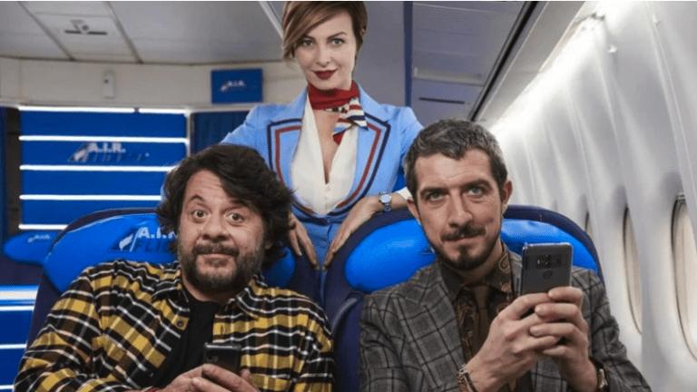 Guida Tv 7 aprile: Modalità aereo, Game of Games, Chi l'ha visto?, Svegliati amore mio