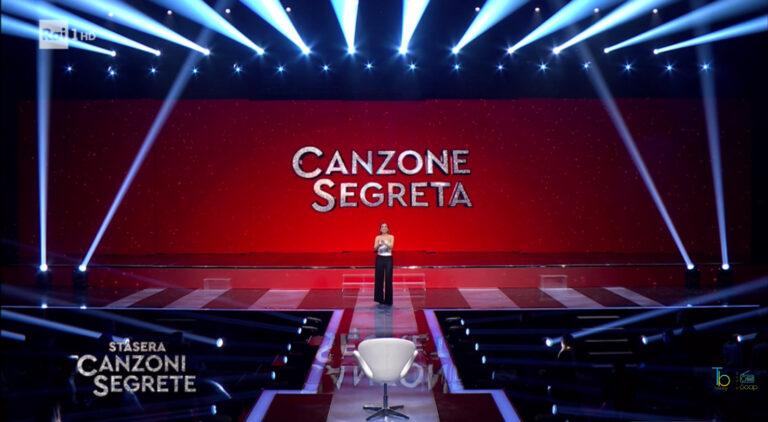 Ascolti tv 20 aprile, male Stasera Canzoni segrete ma anche il film di Canale 5: il podcast