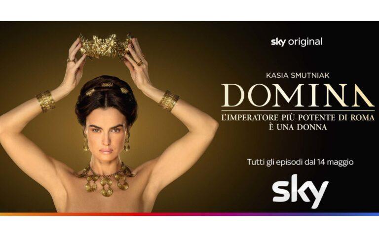 Domina: la serie di Sky arriverà il 14 maggio, nuovo trailer