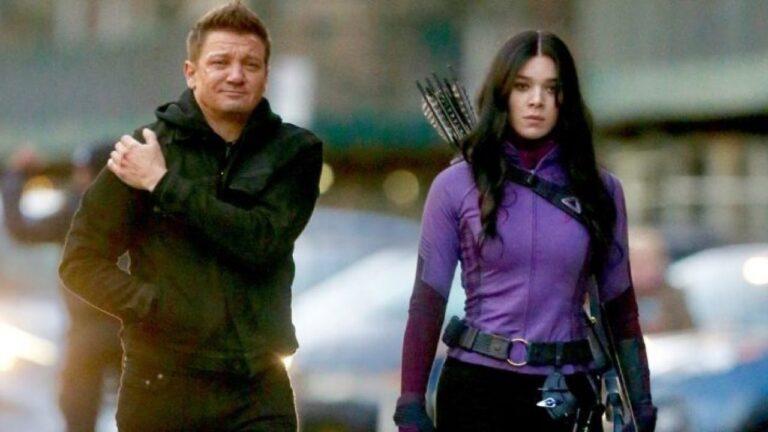 Hawkeye: Jeremy Renner ha terminato le riprese della serie Marvel