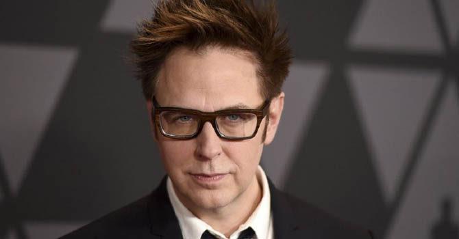James Gunn potrebbe abbandonare il cinema per le serie TV