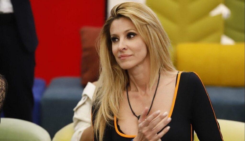 Adriana Volpe a Mediaset